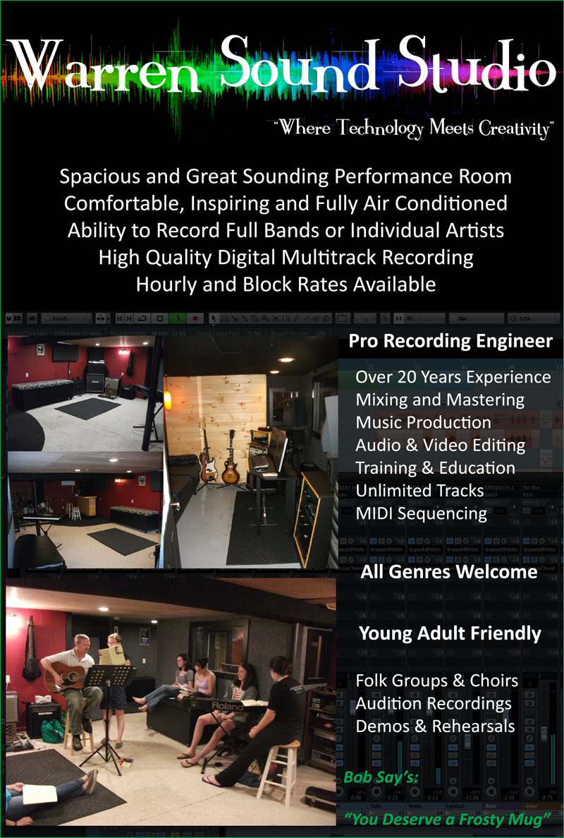 WarrenSoundStudio